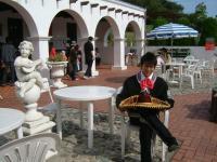 メキシコ結婚衣裳