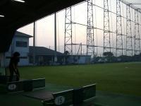 夜明けゴルフ