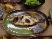 タイの塩焼き