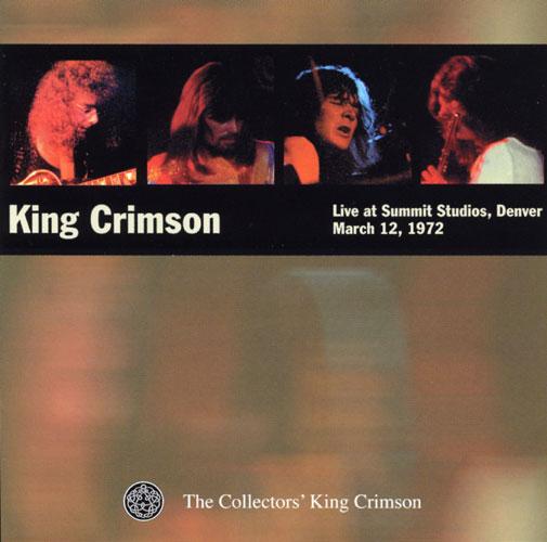 King Crimson - Live In Japan 1995