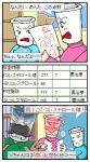敏男くんは健康診断であちこち引っかかり、恭子さんは血圧上昇…(汗)