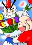 チューリップ。今が花盛り。