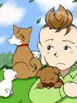平原綾香「今、風の中で」。12月8日公開「マリと子犬の物語」主題歌。