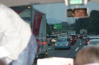 中央高速渋滞