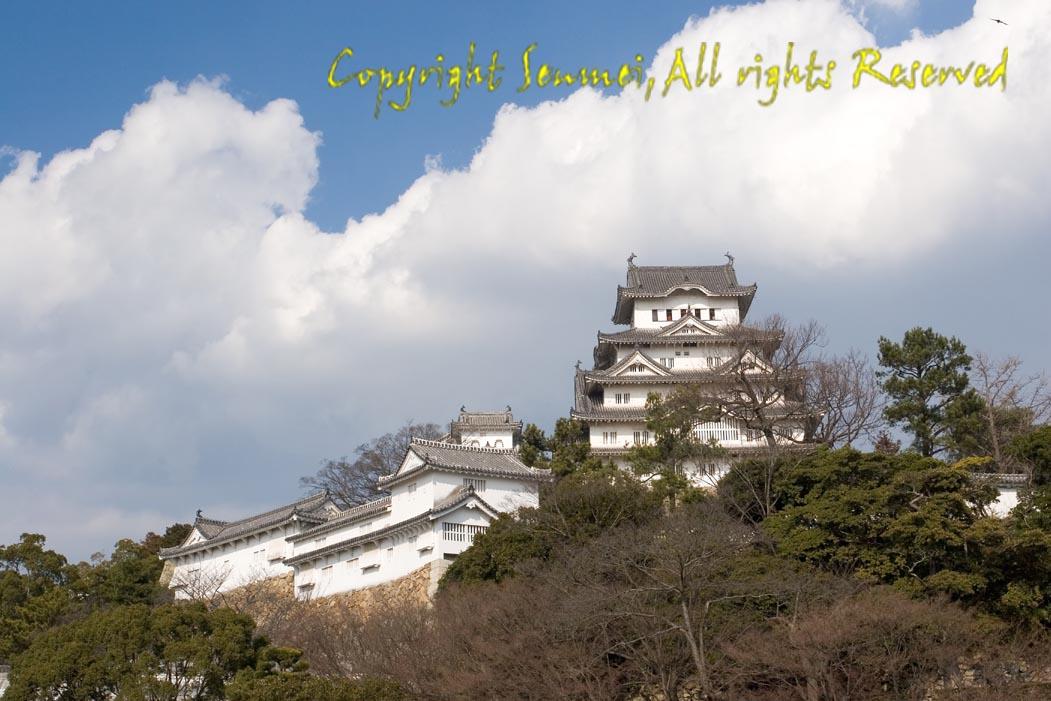 姫路城・白鷺城