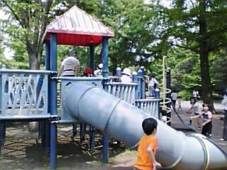 昭和記念公園遊具