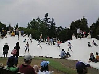 昭和記念公園トランポリン