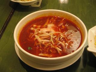大陸担々麺