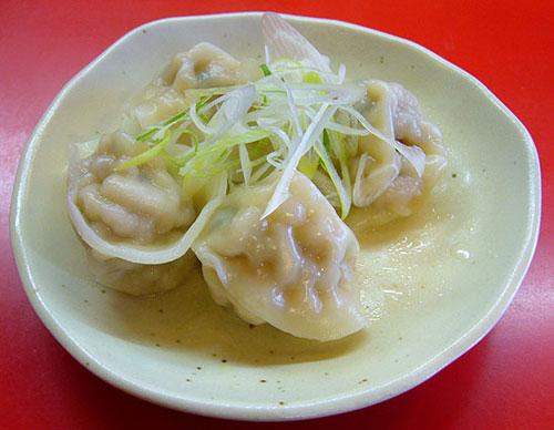 キムラーメン水餃子