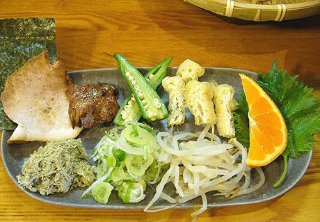 臺黒麺 冬