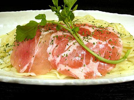 ぱんぷきん麺