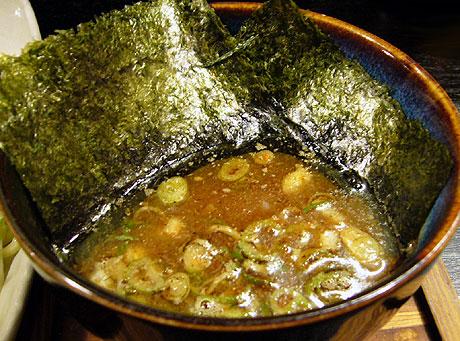 ぎんや つけ麺 汁
