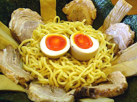 華丸 つけ麺 麺