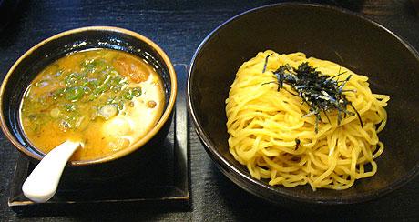 晴レル屋 つけ麺