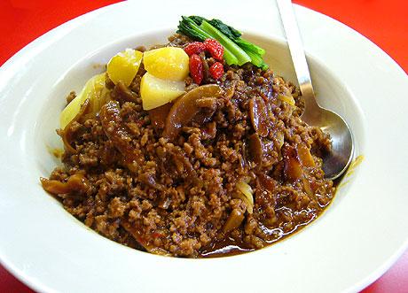 キムラーメン ジャージャー麺