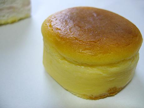 ミシェルケーキ 半熟チーズ