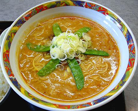 三徳屋 担々麺