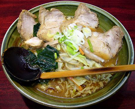 笹善 チャーシュー麺