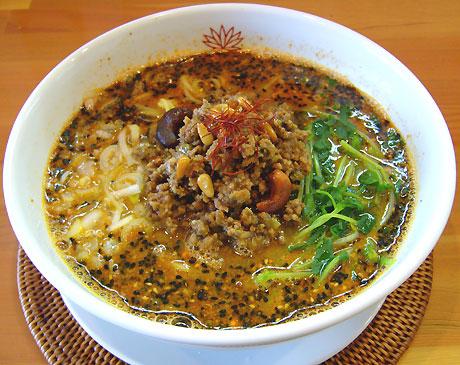 翠蓮 担々麺
