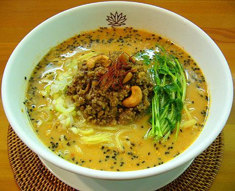 翠蓮担々麺