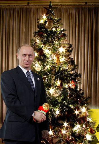 メリークリスマスプーチン