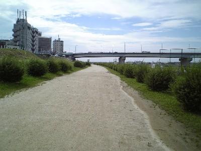 060617二子玉川河川敷