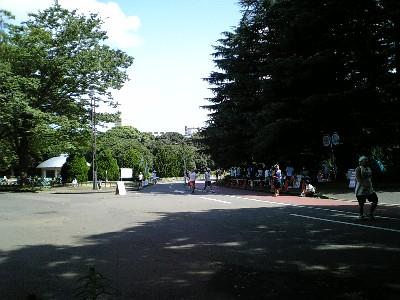 060819駒沢公園2