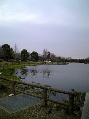 06荒川前日_浮間公園