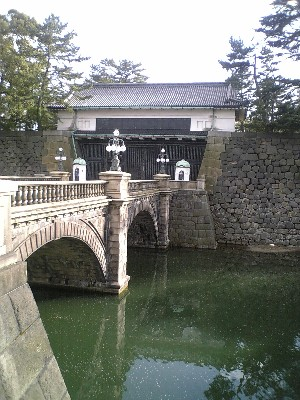 06春皇居二重橋