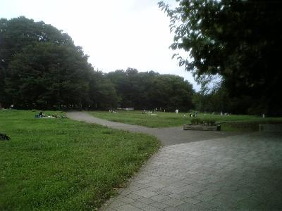 070923砧公園