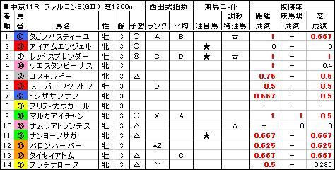 06ファルコンS結果