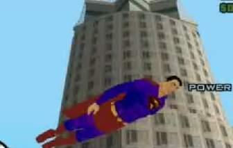 スーパーマン in GTA