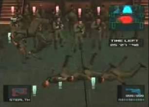 MGS 2: domino