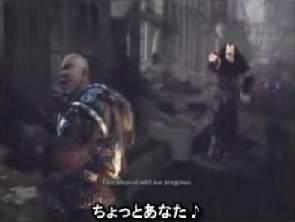 Gears of War コールの件