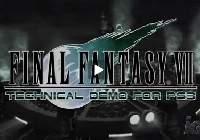 PS3でFF7をつくるとこんな感じになります~2005~