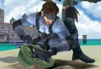 Super Smash Bros. Brawl: Snake