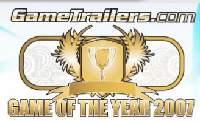 ゲーム オブ ザ イヤー 2007 ~ Gametrailers.com