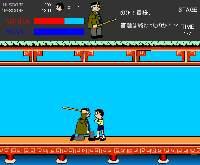 【FLASHゲーム】ノヒルタンX ~スパルタンX のびたバージョン。