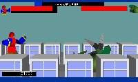 【FLASHゲーム】無個性戦隊○○レンジャー 世にはびこる悪を倒せ!