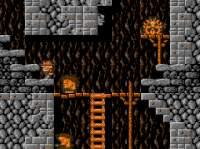 ファミコンソフトであるようなゲーム - リックの冒険
