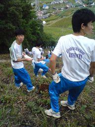 護摩木2008-7