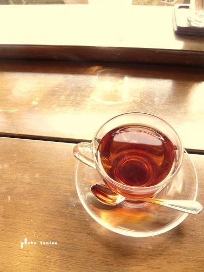 食後tea