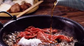信州に来たらやっぱりさくら鍋は押さえておかなきゃ!