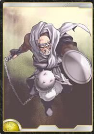 祝福の神官戦士