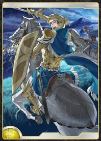 真教の聖なる騎士