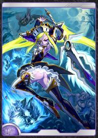 戦闘用魔法少女【対霊型】
