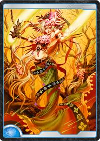 人魚族の人化魔術師