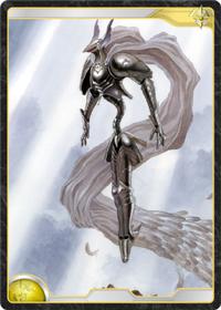 人造騎士『シルヴェリオン』