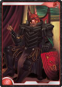 憎愛の王『グレバドス』