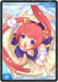 魔術の舞姫『チルル』